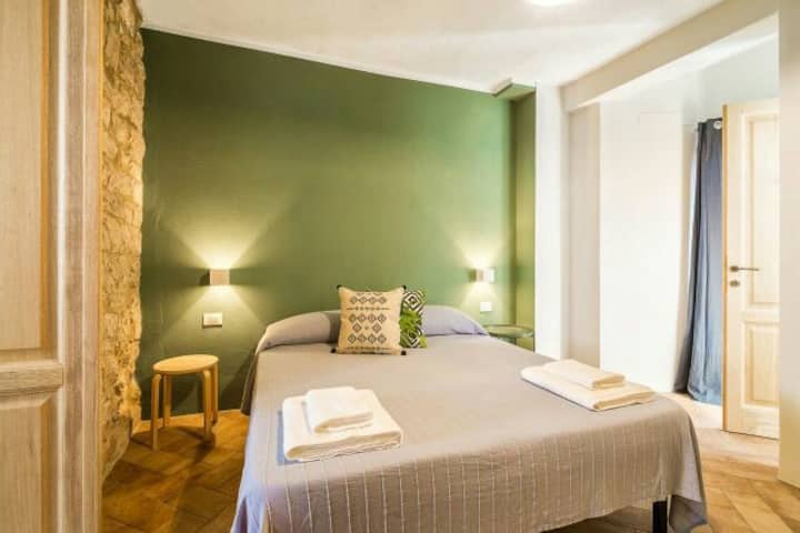 Dommu Mia_B&B in the heart of Baunei - Polpo Room