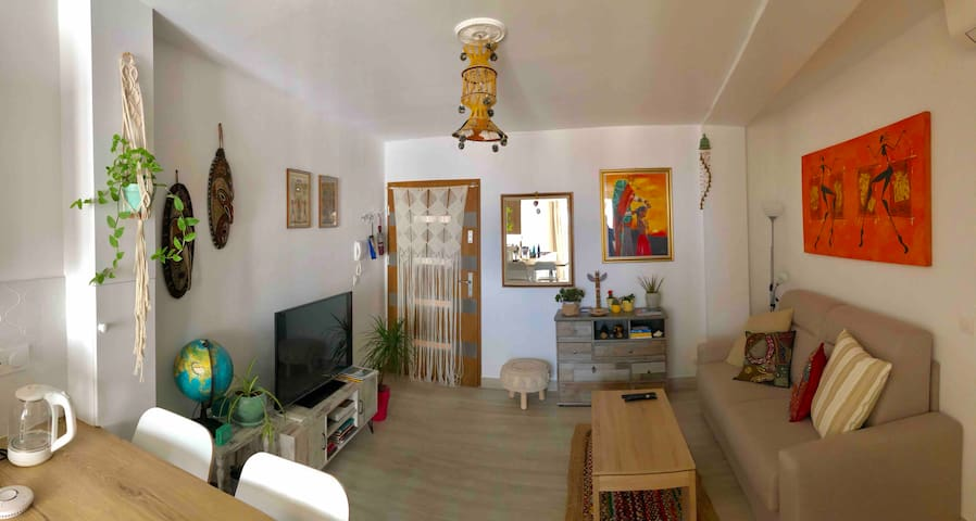 Cosy Apartment right at Monaco border (Cap d'Ail)
