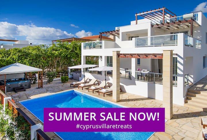 Villa Anchora, by Cyprus-Villa-Retreats.com