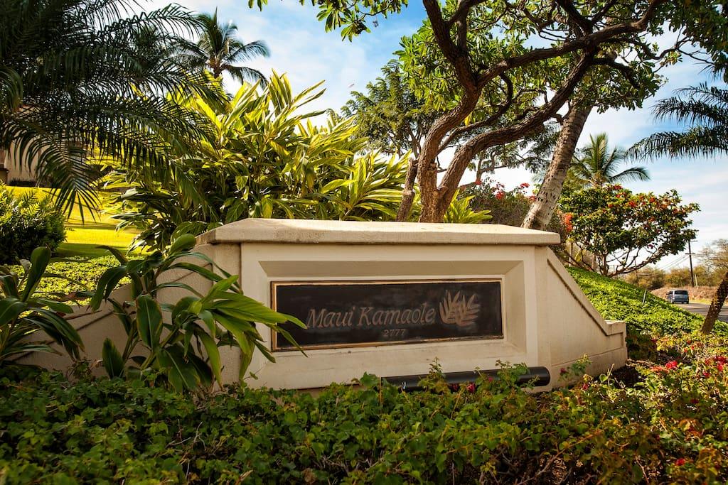 Maui Kamaole is the premier complex is Kihei