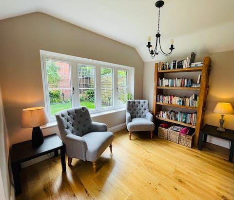Lovely 3 bedroom house in Great Bedwyn, Wiltshire