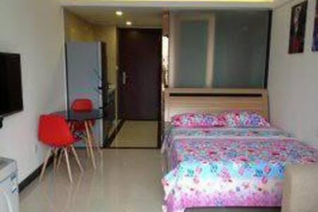 舒适、整洁时尚的公寓。地处中心,可接纳情侣旅行 - Foshan