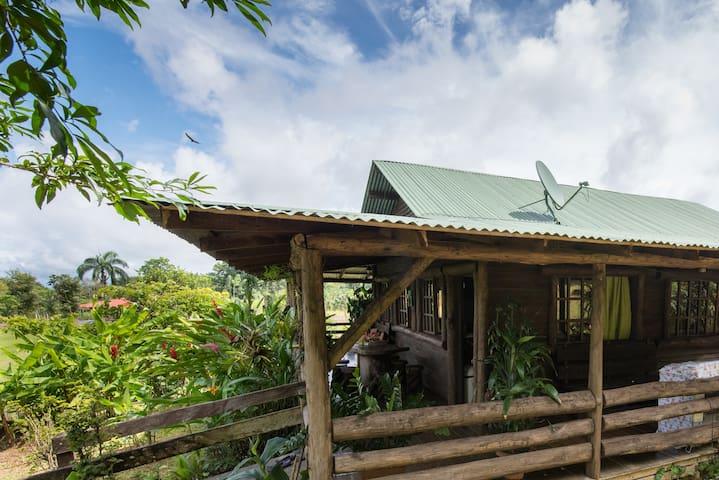 Cabaña Montañas Rio Celeste - Alajuela Province - Leilighet