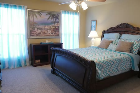 Beautiful room, centrally located - Rogers - House