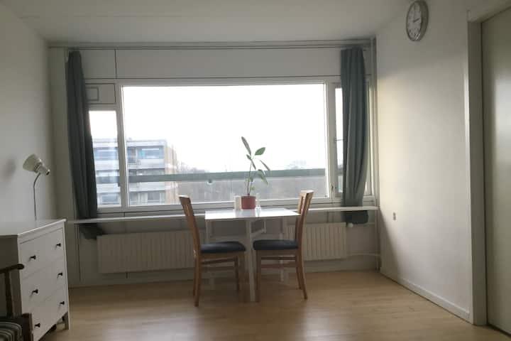 Simple 1-room apartment in Greater Copenhagen area