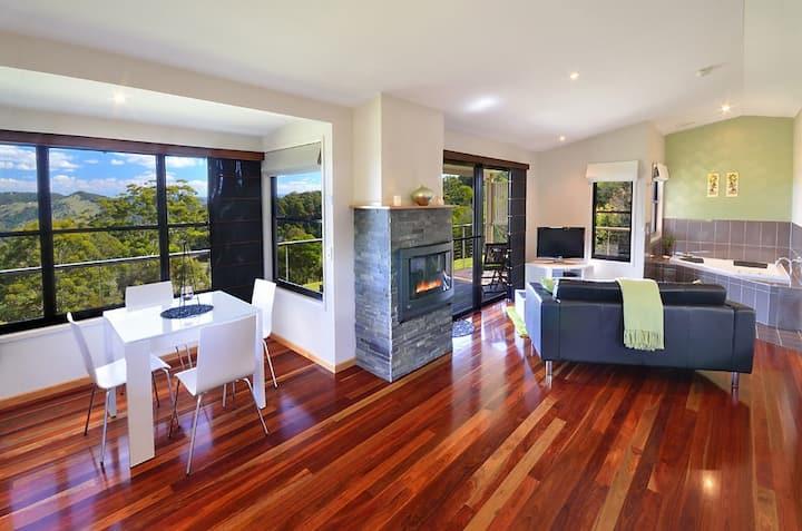 Luxury Escape @ Blue Summit Cottages