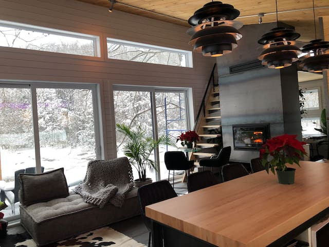 Magnifique Tiny House dans décor idyllique !!!