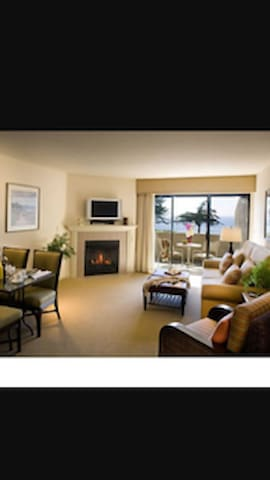 superbowl weekend - Aptos - Condominium