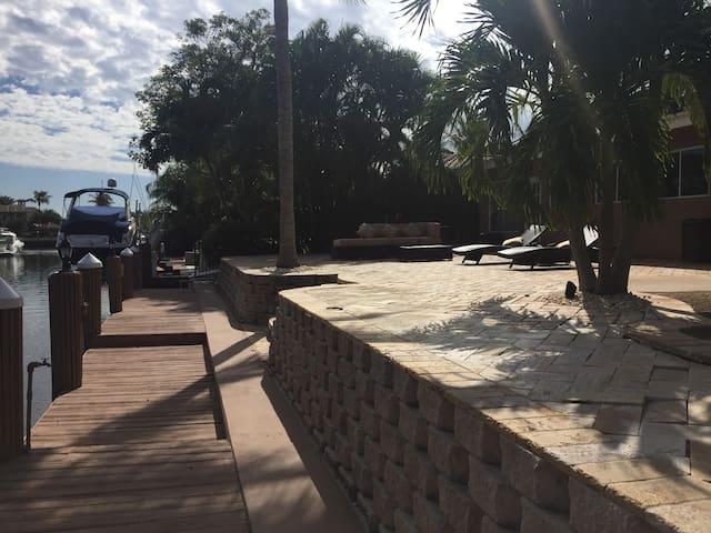 Deerfield Villa - Deerfield Beach - House