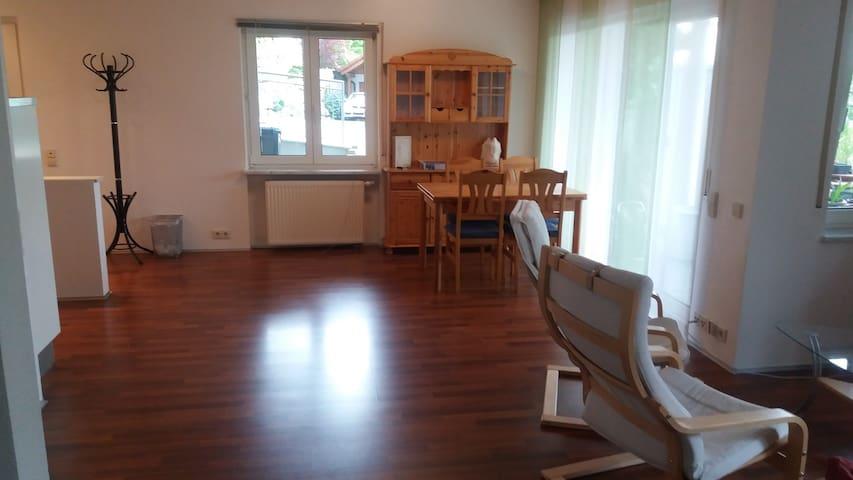 Gemütl., sep. Wohnung mit EBK + Bad in Huttingen - Efringen-Kirchen - Milik mertua