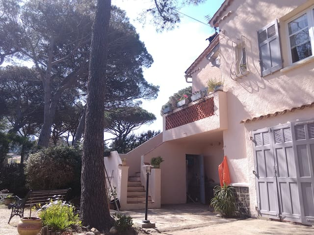 Appartement bord de mer Sainte-Maxime