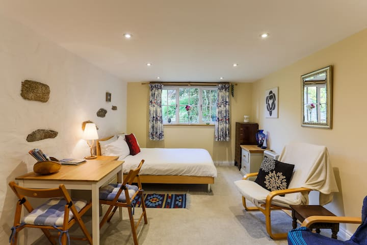 Mill Annexe in rural heart of Cornwall
