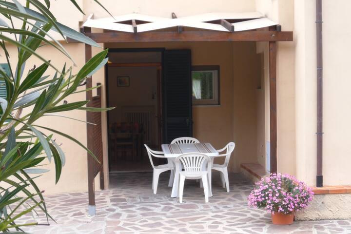 Bilocale Casa Verde Isola d' Elba
