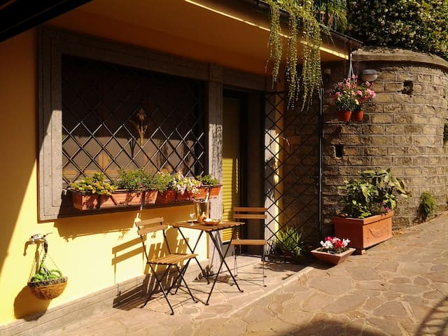 NEAR ROME LOVELY STUDIO IN FRASCATI - Grottaferrata - Apartment