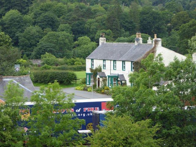 Nether Boreland Coach House, Dumfriesshire - Boreland - Guesthouse