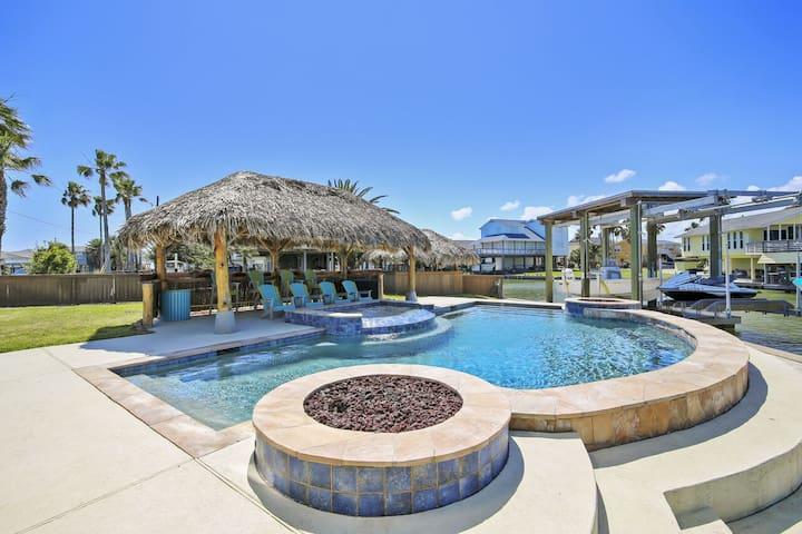 Jamaica Beach C Home Private Pool