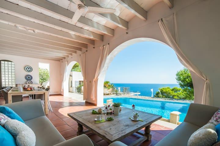 ☼Ram de Mar, spektakuläre Villa mit Meerblick!!