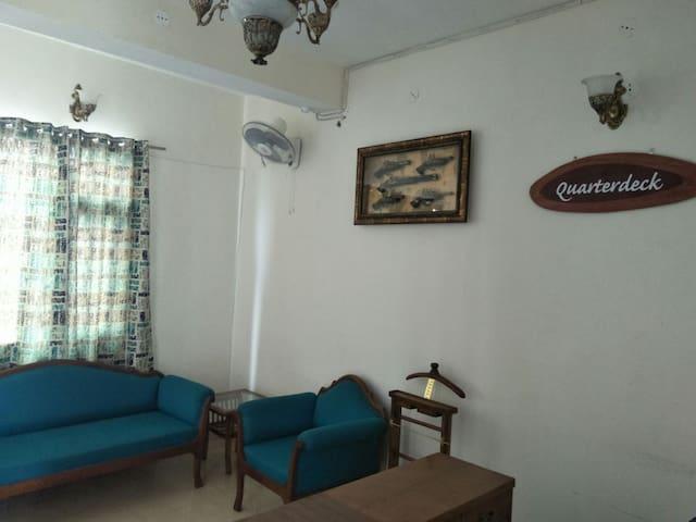 Quarterdeck, Mcleodganj Square (Family Room)