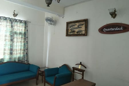 Quarterdeck, Mcleodganj Square (Family Room)