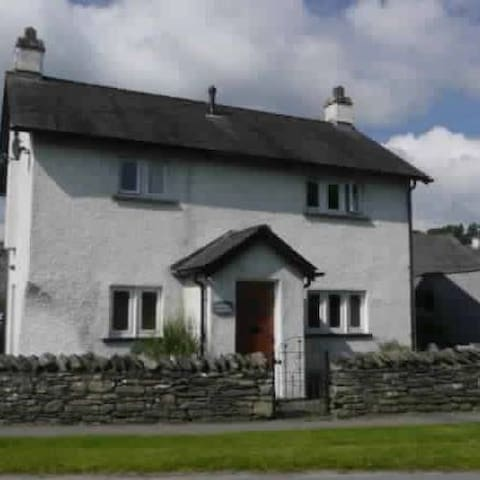 3 bed room house in picturesque Hawkshead, Cumbria