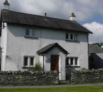 3 bedded house in picturesque Hawkshead, Cumbria - Ambleside - House