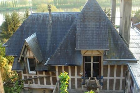Maison Atypique - La Frette-sur-Seine - 獨棟
