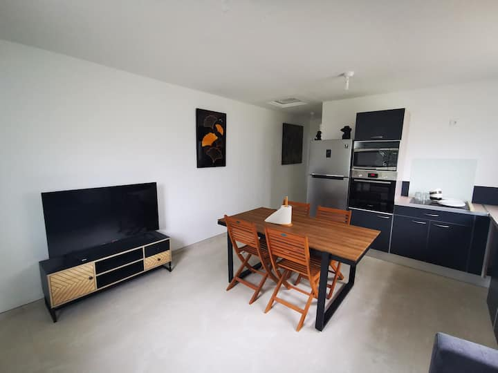 Jolie appartement t2
