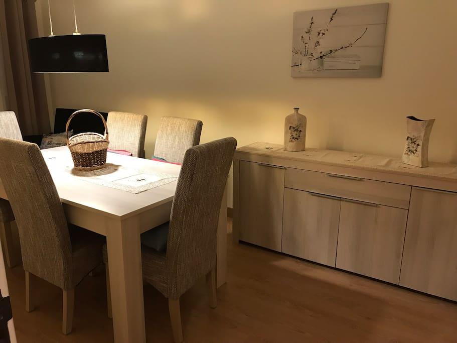 Sala de jantar / visitas