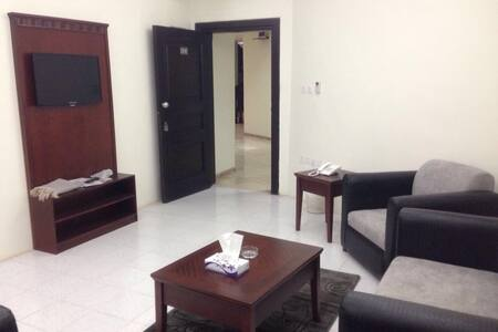 One-Bedroom Furnished Apartment (B) - Jeddah