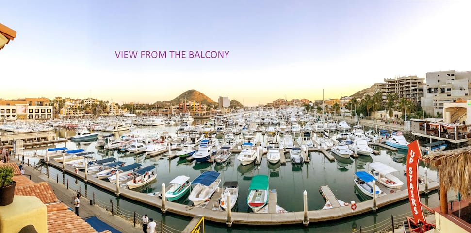 Stunning Marina views, best location in Cabo!!