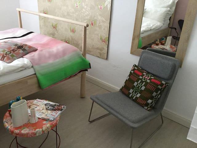 Cosy room im Herzen von Hamburgs Szeneviertel.
