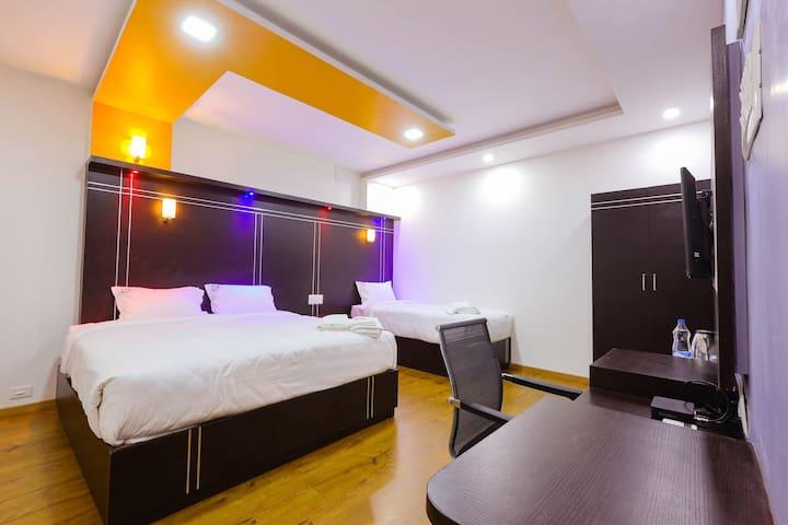 Deluxe Triple Room  103