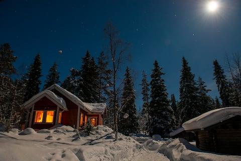 Villa Rauha - Holiday villa in Finnish Lapland