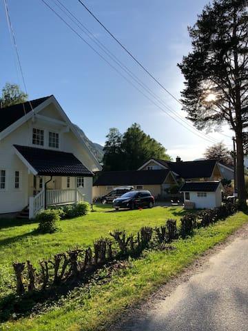 Detached  house in beautiful Dalen