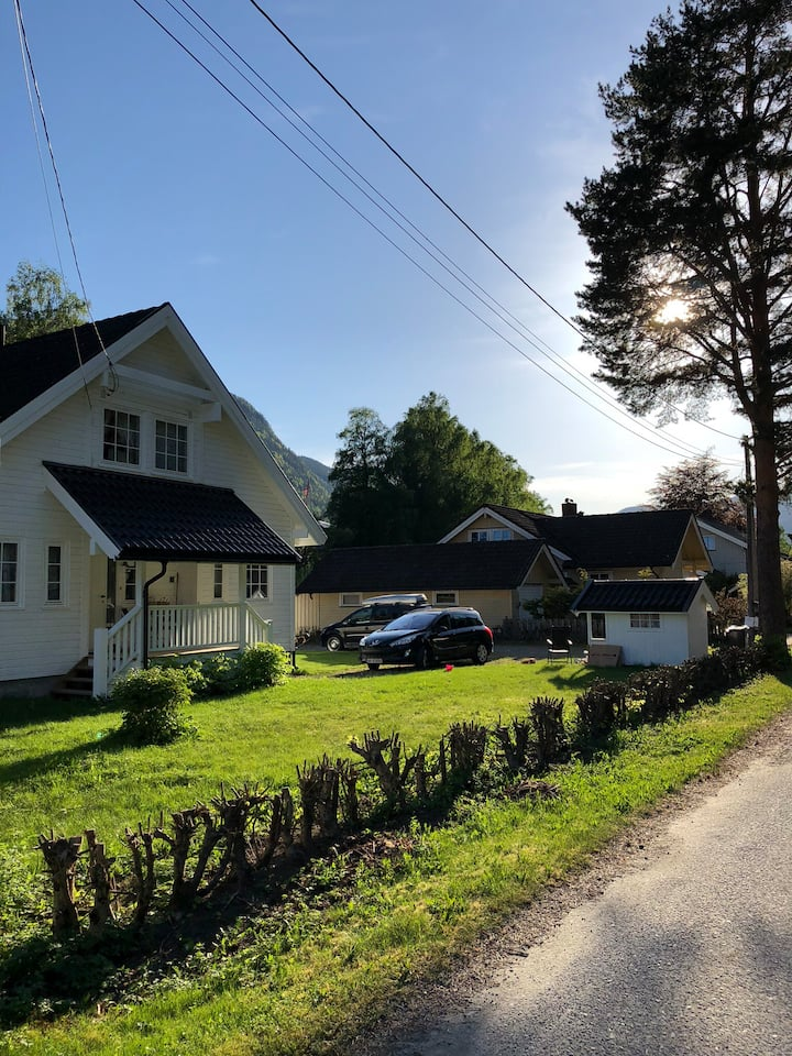 Detached  house in beautiful Dalen