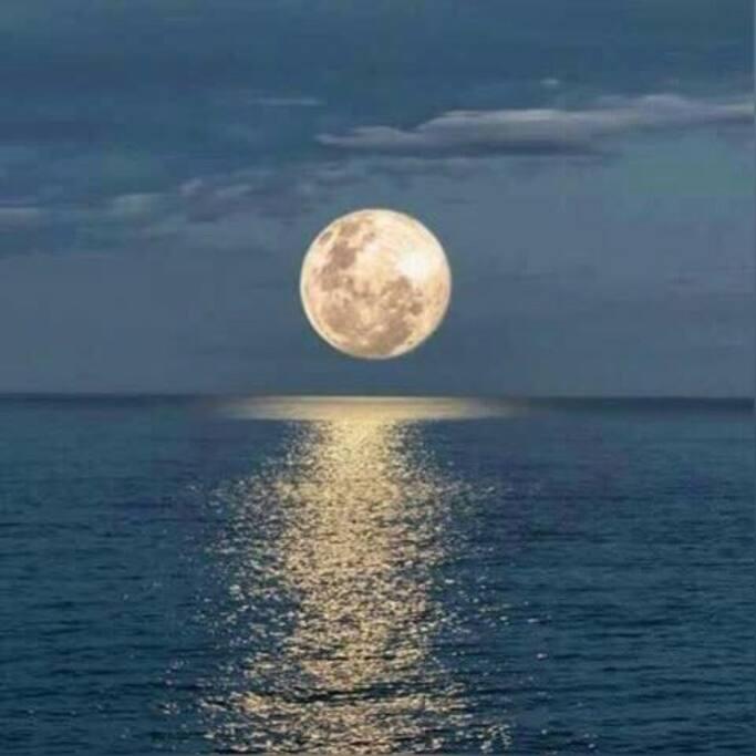 Super Moon 2016, East Coast, PR