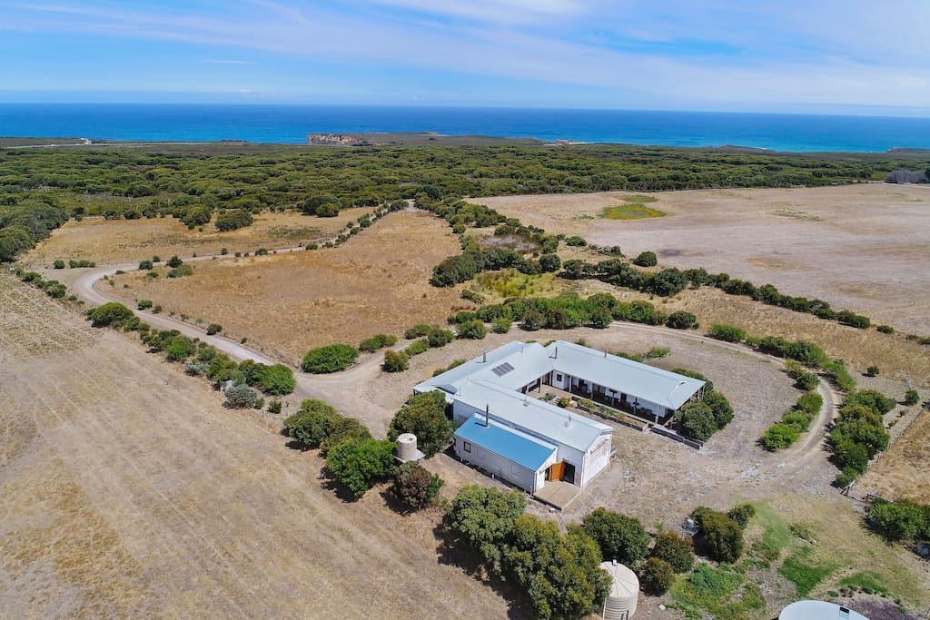 Private location close to Port Campbell