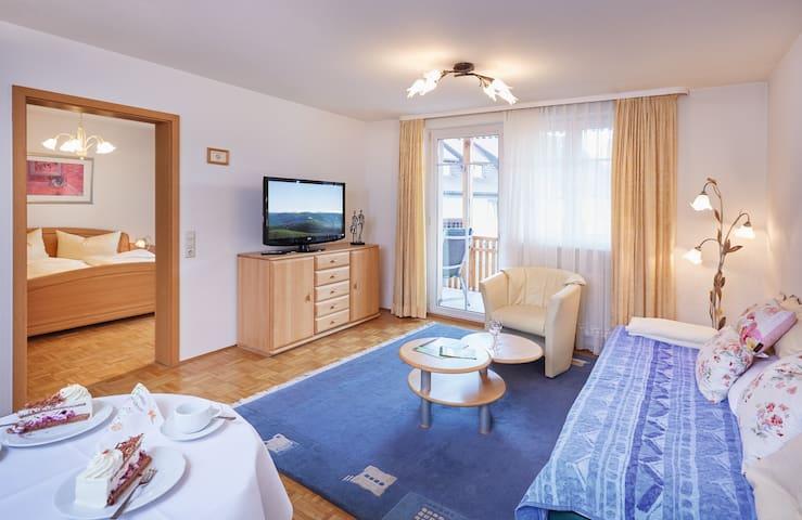 Ferienwohnung Südschwarzwald, (Bräunlingen), Ferienwohnung, 60qm, 1 Schlafzimmer, max. 4 Personen