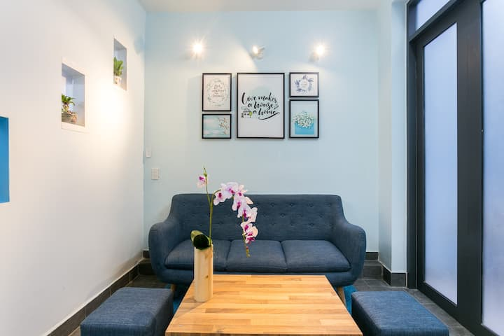 QCUB3_4💙4BR-12PAX💙FREE LAUNDRY+KITCHEN @CITYCENTER