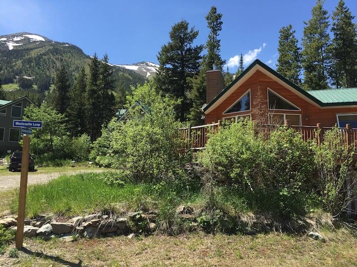 Castle Mountain Cottage lot 84