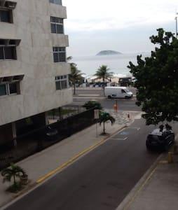 3 quartos a 100 metros da praia do Leblon/Ipanema - Rio de Janeiro - Wohnung