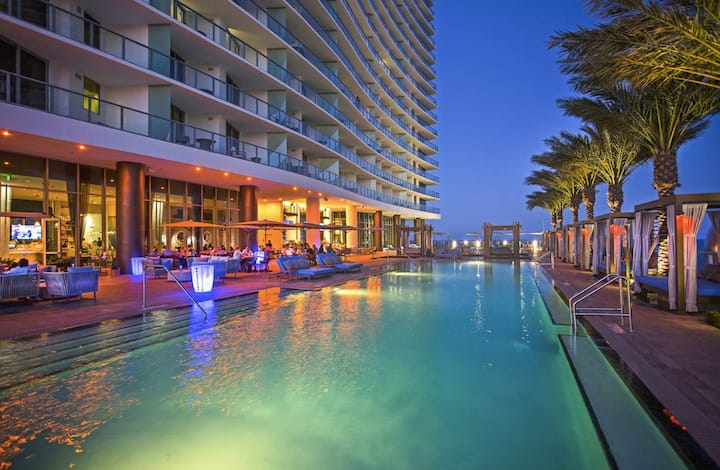 Luxury apt / on the beach - Miami