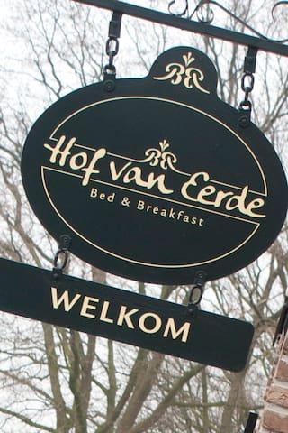 B&B Hof van Eerde - Veghel - Bed & Breakfast