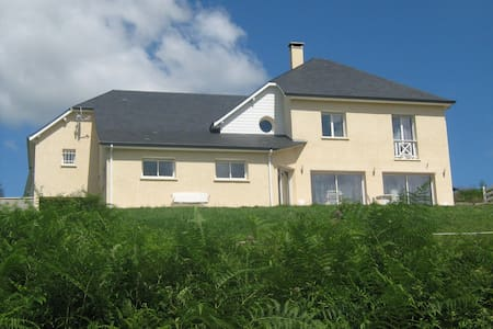 VILLA CONTEMPORAINE D'ARCHITECTE - Hendaye