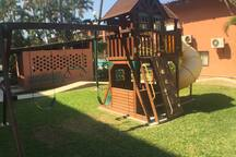 Kids area.
