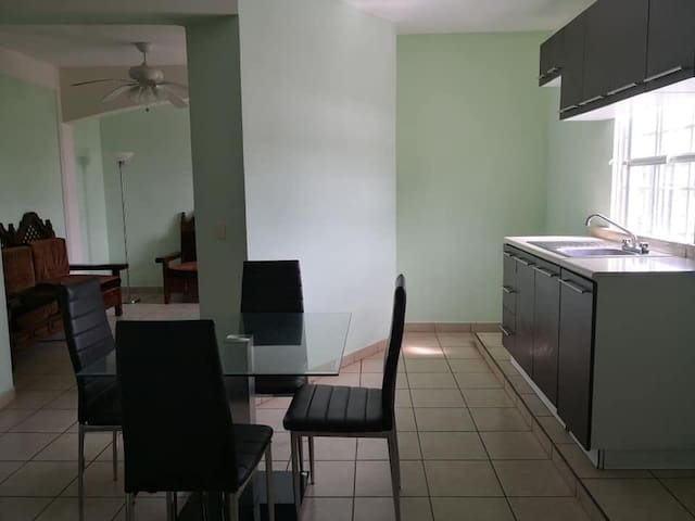 Apartment Coyuca de Benitez (30 mins to Acapulco)