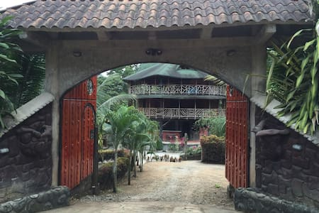 Ecolodge Cabaña Redonda - Mindo - House