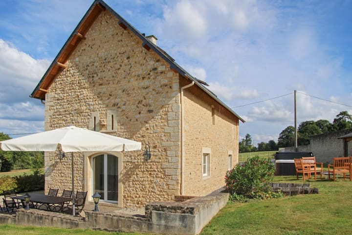 Modern house in Normandy w/garden - Mosles - House