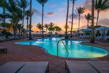 Double 2 bedrooms Florida Keys HCR - Duck Key - Wohnung