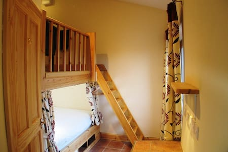 The Cwtch - Romantic studio in the countryside - Pembroke